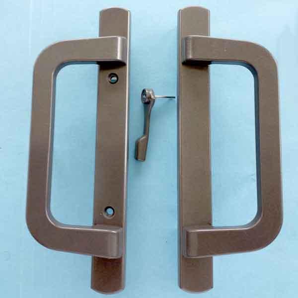 PGT Bronze Patio Door Handle 13 423 8